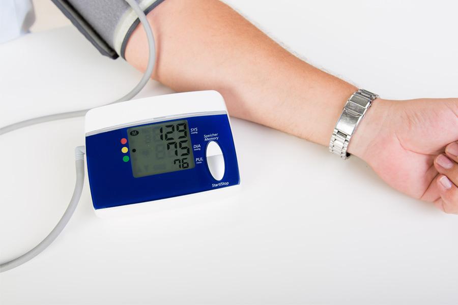 Blutdruckmessung in Ihrer Apotheke